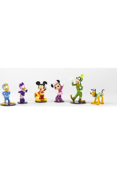 Disney Yarışçı Mickey Figür Set
