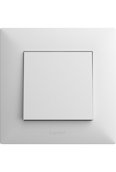 Legrand Raventi ( Beyaz ) Anahtar