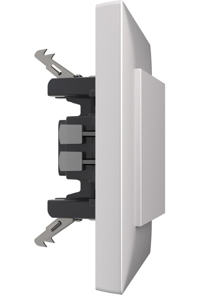 Legrand Raventi ( Beyaz ) USB Priz + Dock
