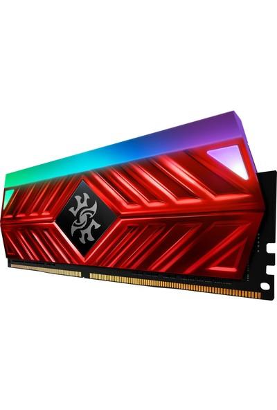 Adata XPG Spectrix D41 16GB (8GBx2) 3000MHz DDR4 Oyuncu RGB Ram AX4U300038G16-DR41