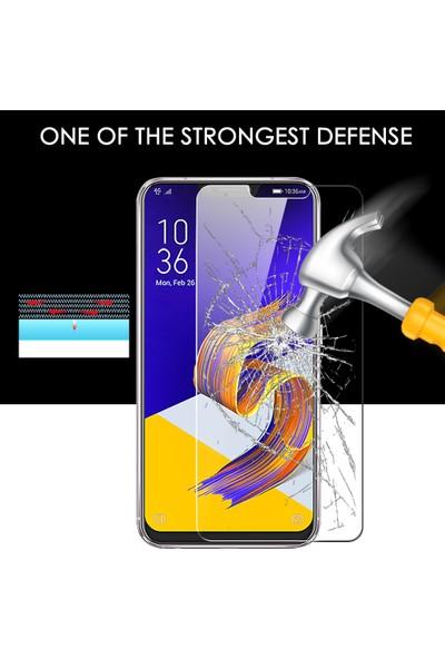 Microsonic Asus Zenfone 5 (6.2'') Ze620Kl Temperli Cam Ekran Koruyucu Kırılmaz Film