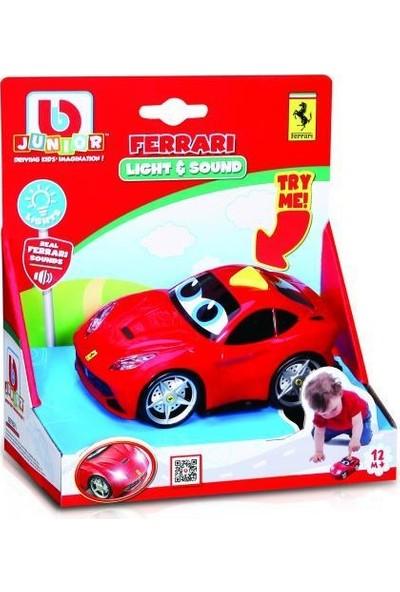 BB Junior Ferrari Işık & Ses
