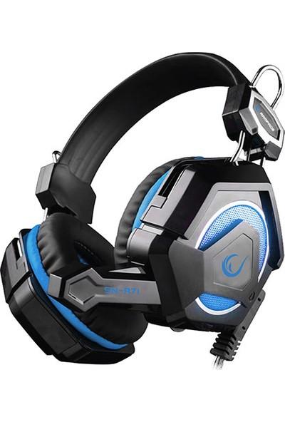 Rampage SN - R71 Ledli Oyuncu Mikrofonlu Kulaklık