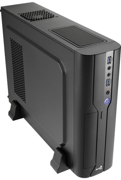 Aerocool CS-101 300W USB 3.0 Micro ATX/Mini ITX Siyah Kasa (AE-CS101-P300)
