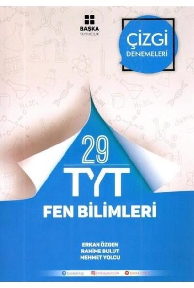 Başka Tyt Fen Bilimleri 29 Çizgi Denemeleri - Erkan Özgen