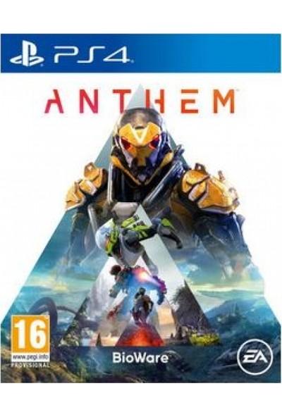 Anthem™ PS4 Oyun