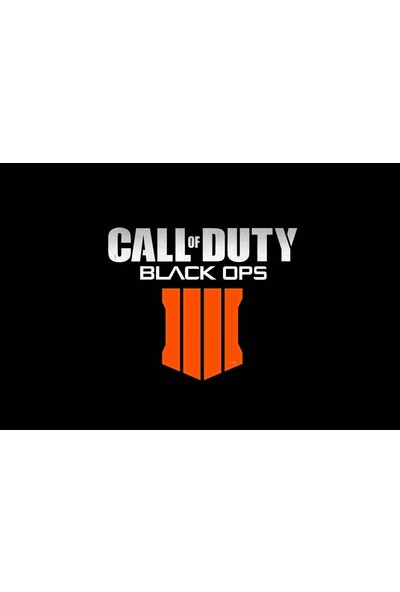 Call Of Duty®: Black Ops 4 PS4 Oyun