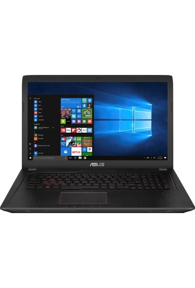 """Asus FX553VE-DM407T Intel Core i5 7300HQ 8GB 1TB GTX1050Ti Windows 10 Home 15.6"""" FHD Taşınabilir Bilgisayar"""