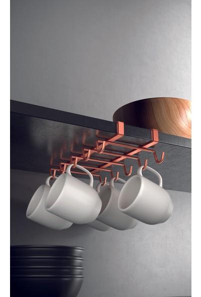 Metaltex My Mug Copper Fincan - Kupa Rafı