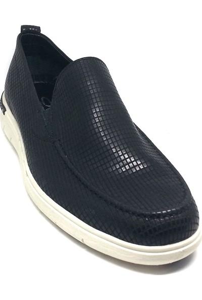 Shop And Shoes 001-557Ga2 Erkek Ayakkabı Siyah