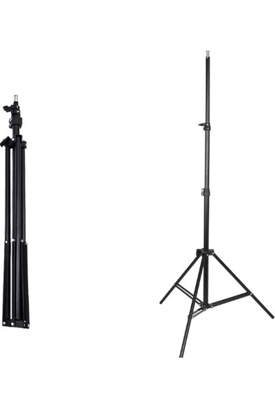 Greenbox Işık Ayağı Light Stand 200 Cm (2 Metre)