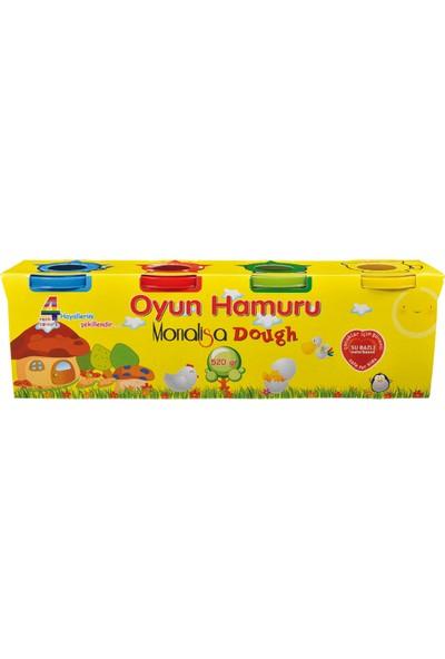 Südor Oyun Hamuru Monalisa 4X120 G Sd244
