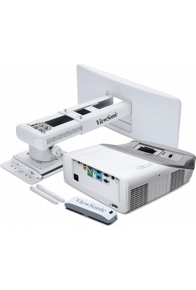 ViewSonic PS750W 3300 ANSIlümen 1280x800 Ultra Short Throw Projeksiyon Cihazı