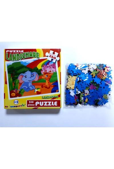 Cartoon Yapboz 250 Parça Puzzle