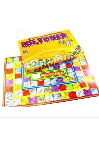 Cartoon Network Milyoner Oyunu Kutulu Oyun Monopoli Monopoly Benzeri
