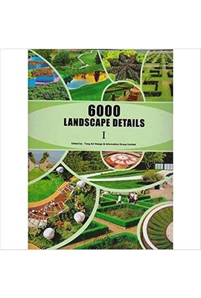 Landscape Details 6000 (3 Vol. Set)