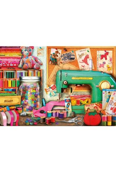 Educa Puzzle Sewing Corner 1000 Parça Puzzle