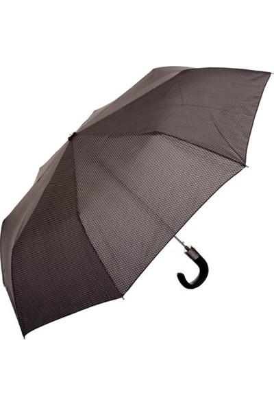 Biggbrella 10321Q172B Otomatik Şemsiye Pötikareli