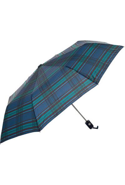 Biggbrella 1088Prblue Desenli Şemsiye