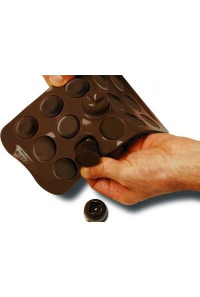 Silikomart Springlife Çikolata Kalıbı