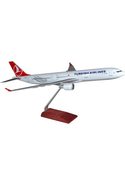TK Collection A330-300 1/100 Model Uçak