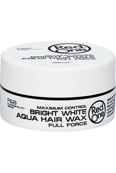 Redone Aqua Wax   Bright White