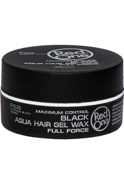 Redone Aqua Wax   Black