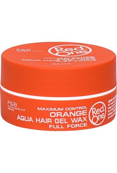 Redone Aqua Wax   Orange