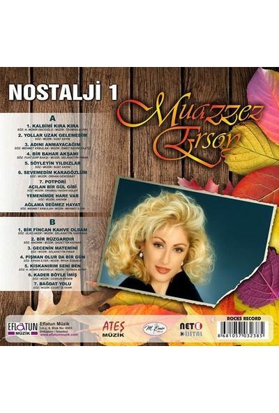 Muazzez Ersoy - Nostalji 1 (Plak)