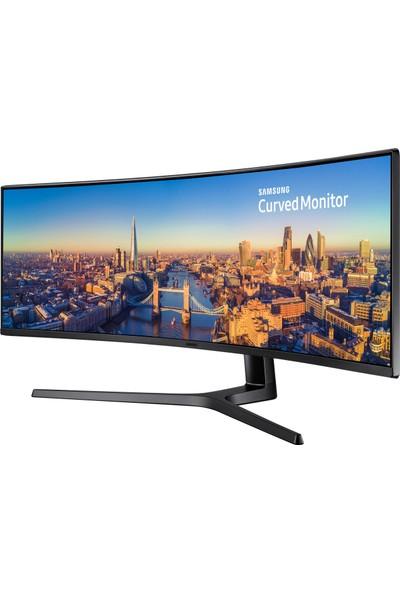 """Samsung LC49J890DKMXUF (CJ890) 49"""" 144Hz 5ms (HDMI+Display) Curved VA Monitör"""