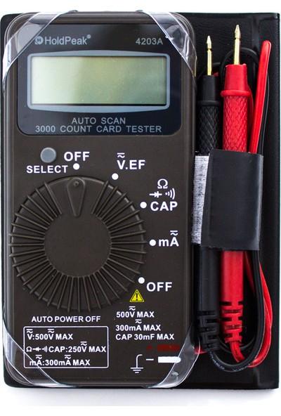 Holdperak Hp-4203A Cep Tipi Dijital Ölçü Aleti