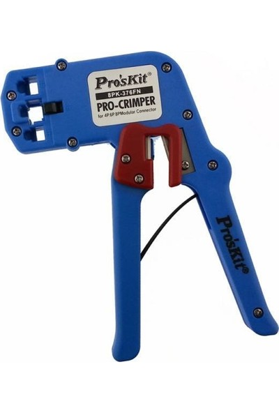 Proskit 8Pk-376Fn Sıkma Pensesi Rj45 Rj11