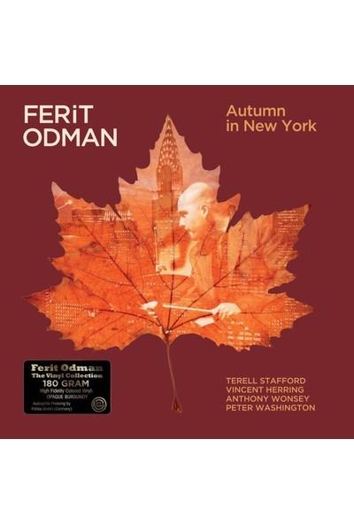 Ferit Odman - Autumn In Newyork - Plak