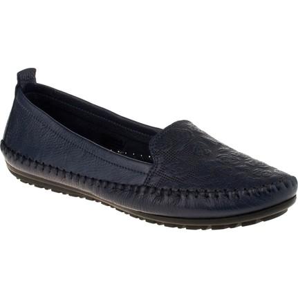 Greyder 58029 Comfort Siyah Kadın Ayakkabı