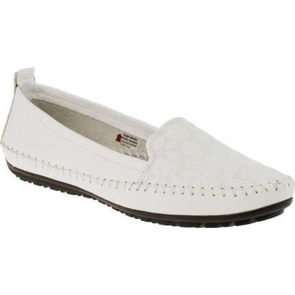 Greyder 58029 Comfort Beyaz Kadın Ayakkabı