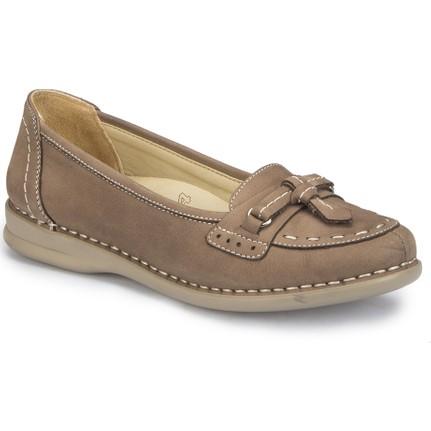 Polaris 81.104423NZ Kum Kadın Günlük Ayakkabı