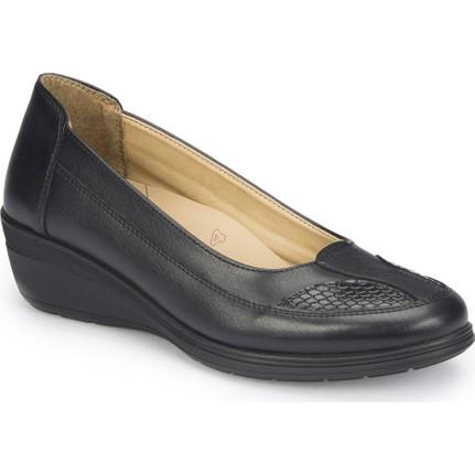 Polaris 81.111005.Z Siyah Kadın Günlük Ayakkabı