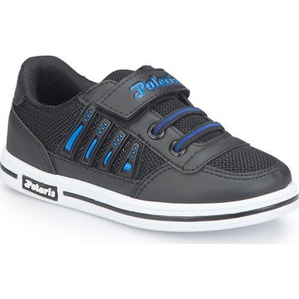 Polaris 81.509317.P Siyah Erkek Çocuk Sneaker Ayakkabı