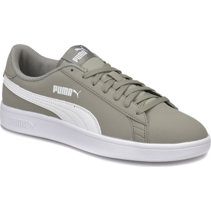 Puma Smash V2 Gri Beyaz Erkek Sneaker