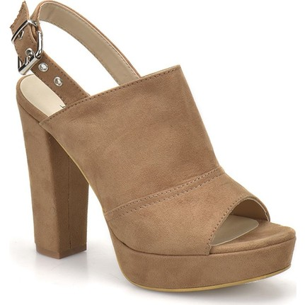 Butigo 18S-138 Siyah Kadın Ayakkabı