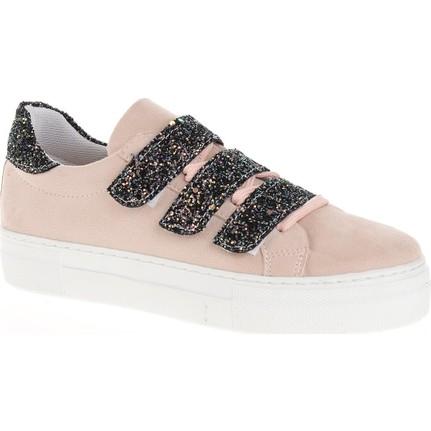 Derigo 34102 Pudra Kadın Günlük Ayakkabı