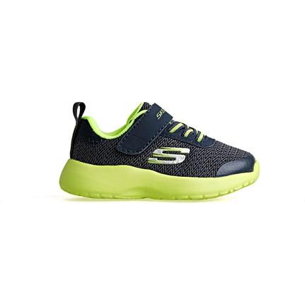 Skechers Lacivert Çocuk Ayakkabısı Dynamight 97770N-SLT