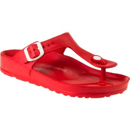 Muya 95540 P.A Kırmızı Kadın Terlik