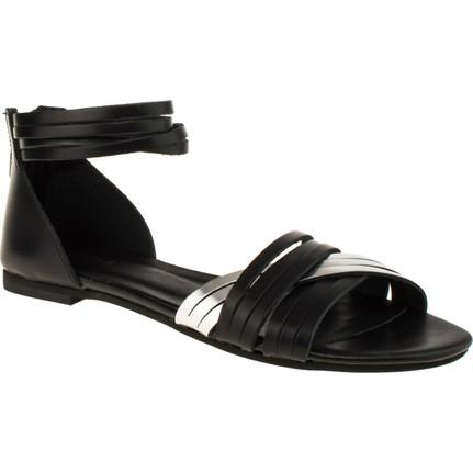 Greyder 54841 Siyah Kadın Sandalet