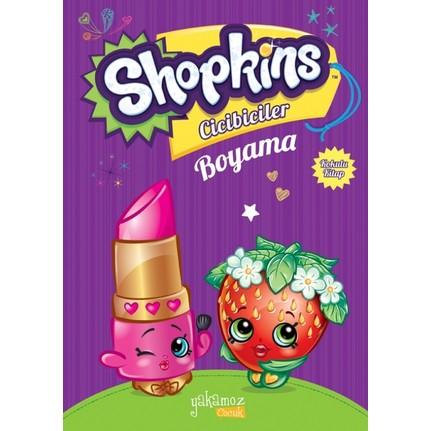 Shopkins Cicibiciler Boyama Kitabı Mor Fiyatı Taksit Seçenekleri