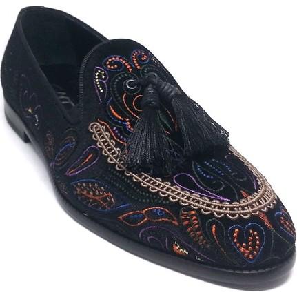 Shop And Shoes 001-32797 Erkek Ayakkabı Siyah