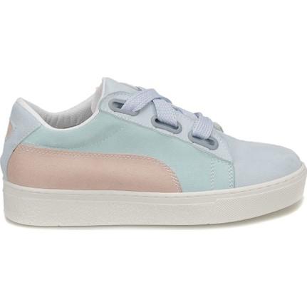 Butigo Punto 68Z Açık Mavi Kadın Sneaker Ayakkabı