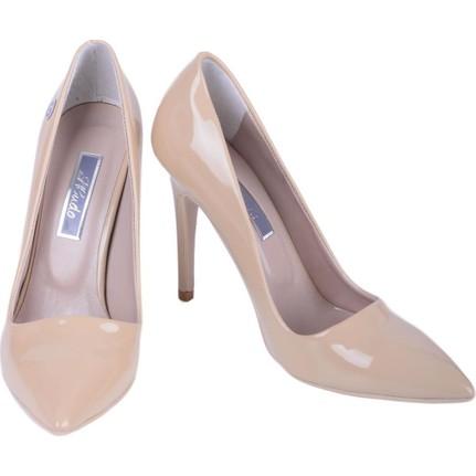 Cudo 038 4969 18 1B565108 Ten Rugan Kadın Topuklu Ayakkabı