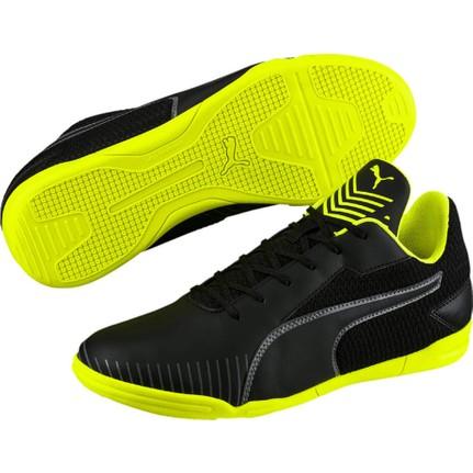 Puma 365 Ct Siyah Sarı Erkek Sneaker