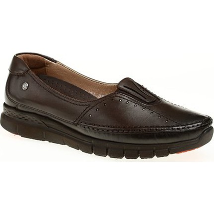 Forelli 29421G Comfort Kahverengi Kadın Günlük Ayakkabı